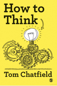 Book cover for How to Think by Tom Chatfield